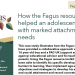 Case study: How the Fagus toolkit has supported a teenager with marked attachment needs